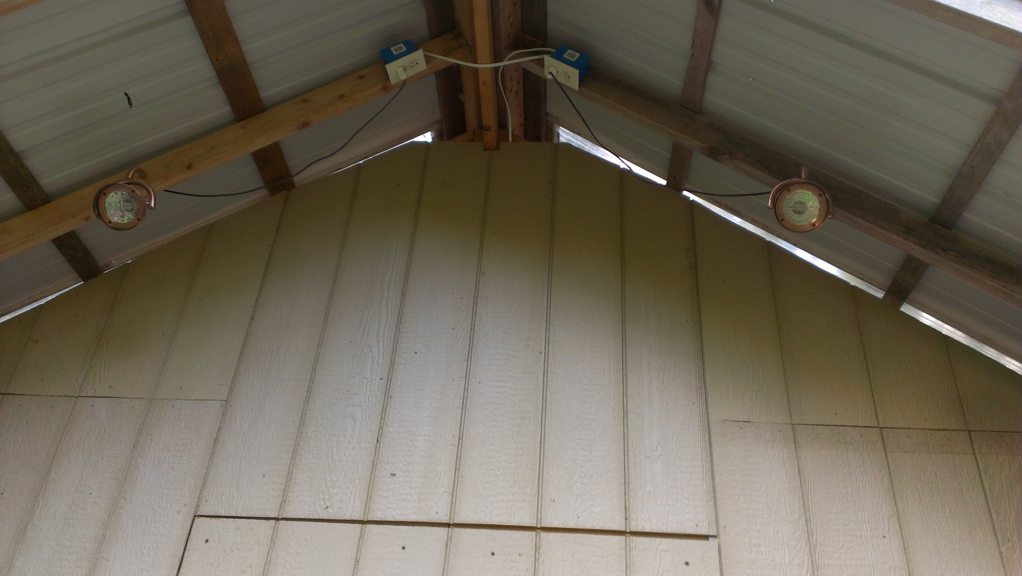 shed lighting ideas. Shed Lighting Ideas